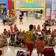 Johnny the Jester Shopping Centre Show 2 Image