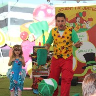 Johnny the Jester Magic Show Image
