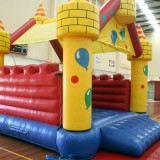 Kings Jumping Castle Image