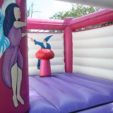 Princess Jumping Castle Image