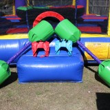 Rock And Roll Jumping Castle 2 Image