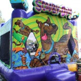 Scooby Doo Jumping Castle Image