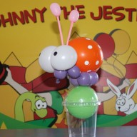 Johnny the Jester Balloon Lady Beetle Image