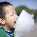 Boy With Fairy Floss